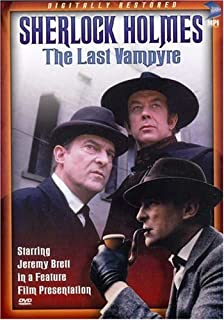 Sherlock Holmes - The Last Vampyre