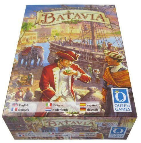 Queen Games - Batavia by Queen Games