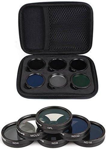 CZFRIEND Camera Lens Filter Accessories for DJI Phantom 4 PRO//Phantom 4 ADVANCED
