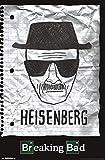 Xzmafthfrw Wanddekoration Poster Breaking Bad - Heisenberg