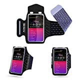 DFV mobile - Professional Cover Neoprene Armband Sport Walking Running Fitness Cycling Gym for LG...