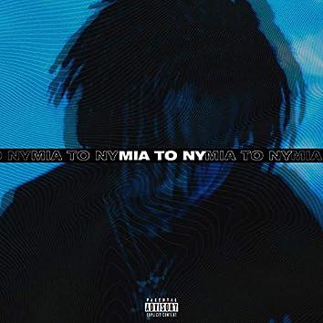 MIA to NY