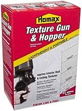 Homax 4630 New Pneumatic II Spray Texture Gun with Hopper