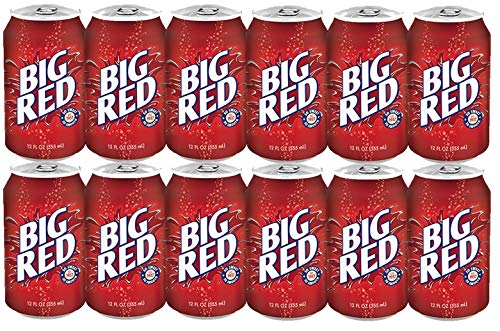 big red cream soda - 3