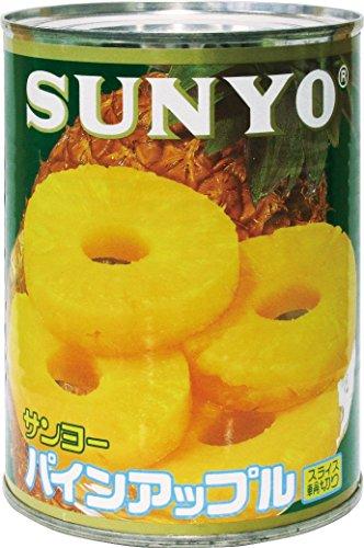 サンヨー堂 サンヨー パインアップル S 3号缶