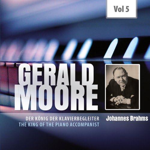 Gerald Moore, Hans Hotter, Christa Ludwig