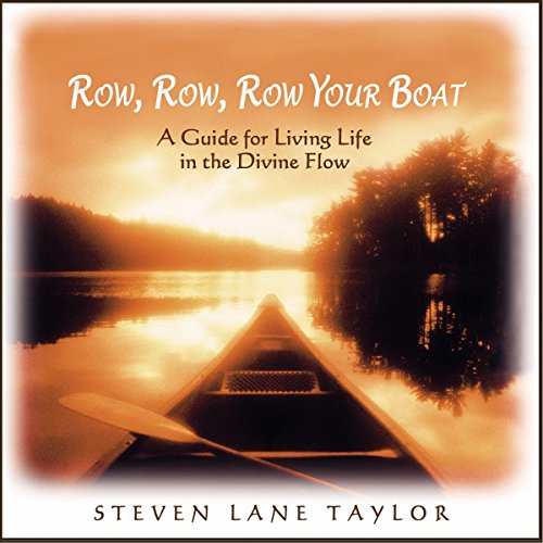 Row, Row, Row Your Boat audiobook cover art