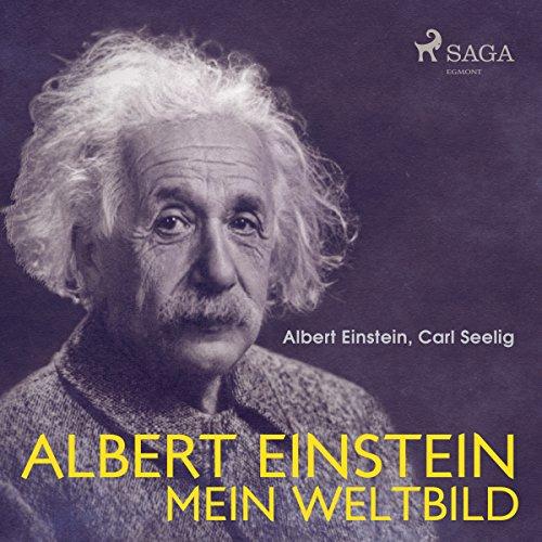 Albert Einstein - Mein Weltbild Titelbild