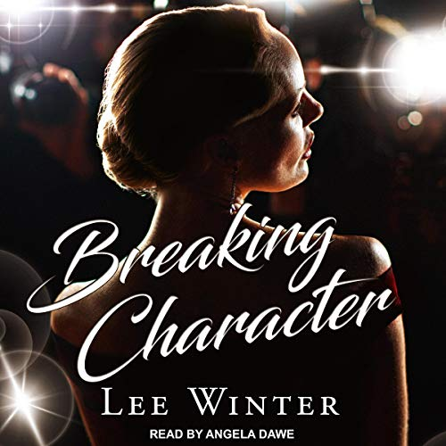 Breaking Character audiobook cover art