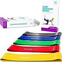 Insonder Latex Exercise Loop Bands