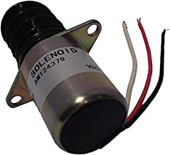 john deere fuel shut off solenoid