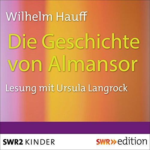 Die Geschichte von Almansor audiobook cover art