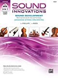 Sound Innovations for String Orchestra -- Sound Development (Advanced): Warm-up Exercises for Tone and Technique for Advanced String Orchestra (Violin), Book & Online Media