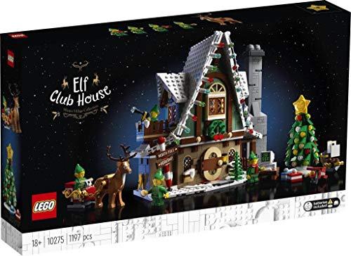 Lego 10275 - La casa degli Elfi