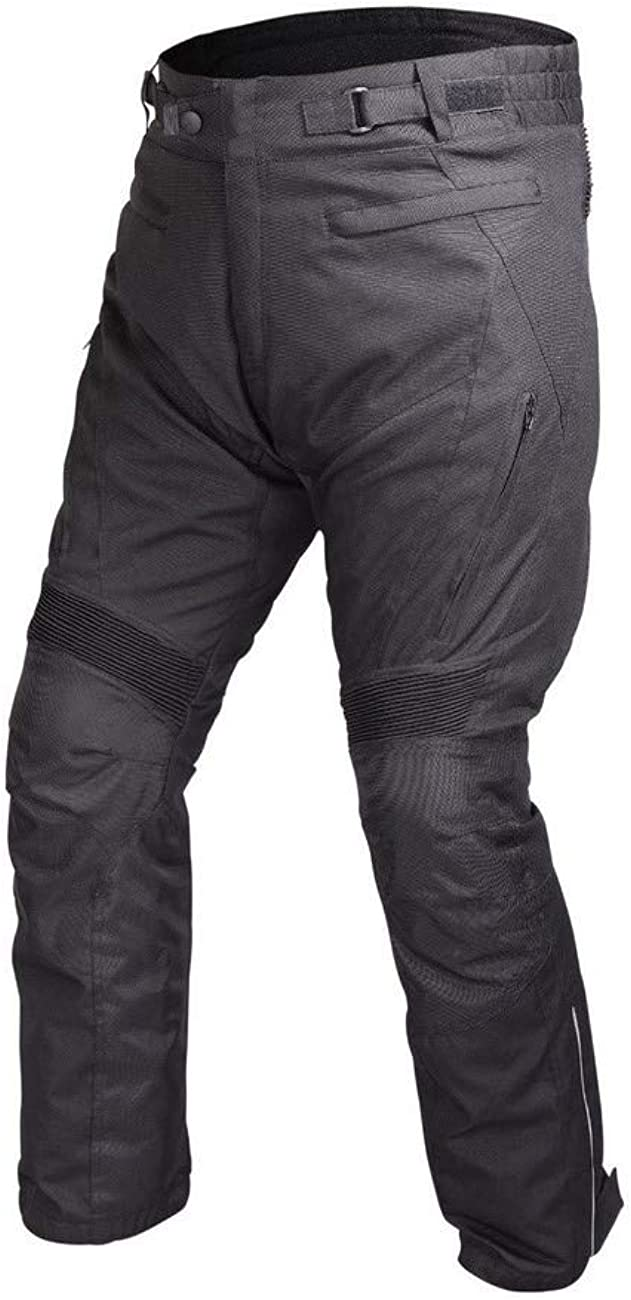 Motorcycle Riding Fort Worth Mall Sports Pants Black Removable with Armor PT6 Indianapolis Mall CE