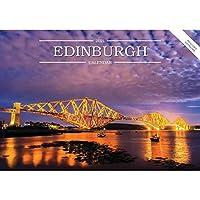 Edinburgh A5 Calendar 2021 (A5 Regional)