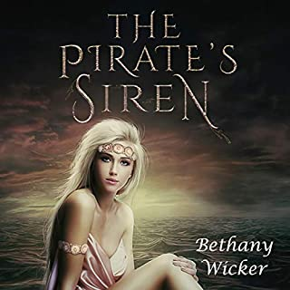 The Pirate's Siren  audiobook cover art