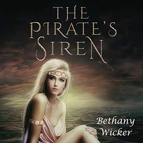 The Pirate's Siren  audiobook cover art