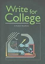 Best college handbook of composition Reviews