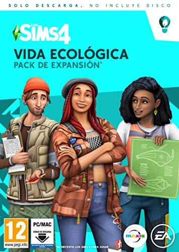 Los Sims 4 - Vida Ecológica Pack de Expansión Standard | Código Origin para PC