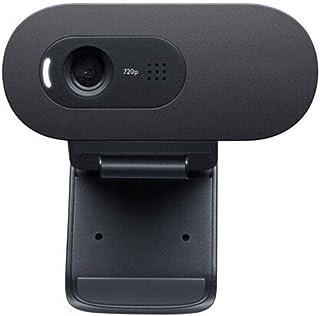 Logitech C270i PTV 960-001084 Desktop or Laptop Webcam, HD 720p Widescreen for Video Calling and Recording - Worldwide Ver...