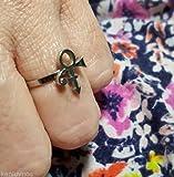 Prince Rogers Nelson Artist Love Symbol Women Girls Male Ring Size 5 - 8.5 (8)