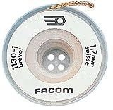 Facom 1130.1 Trenza Desoldadora 1,6m, Multicolor