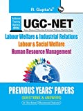 NTA-UGC-NET: Labour Welfare & Industrial Relations/Labour & Social Welfare/Human Resource Management - Previous Years' Papers (Solved)