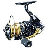 Shimano Nasci C3000HGFB NASC5000XGFBC Comp Spinning 6.2: 1/4Bb+1Rb/Clam Fishing Reels