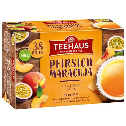 Teehaus Pfirsich-Maracuja, 1er Pack