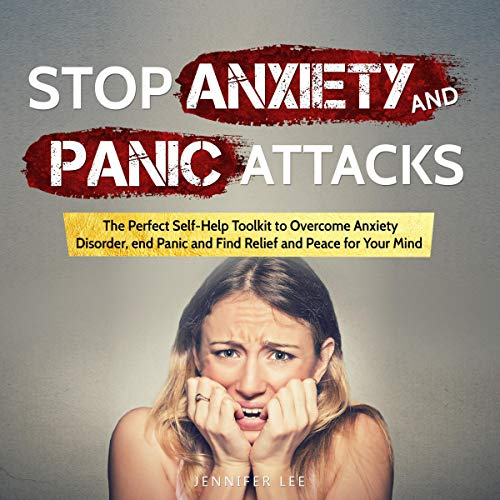 Stop Anxiety and Panic Attacks  By  cover art