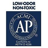 Quartet Dry Erase Markers, Whiteboard Markers, Chisel Tip, EnduraGlide, BOLD COLOR, Black, 12 Pack (5001-2M)