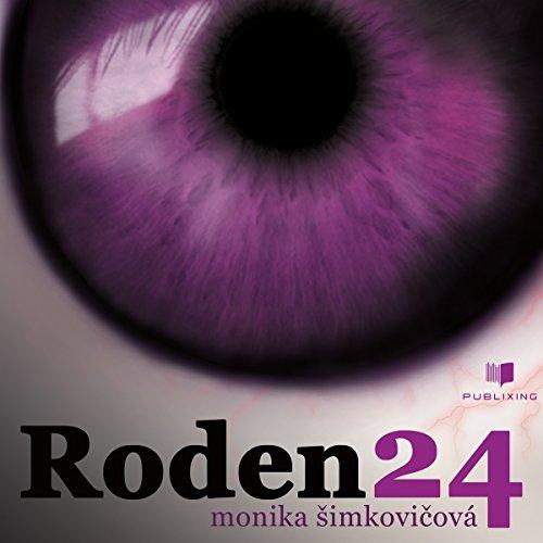 Roden24 audiobook cover art