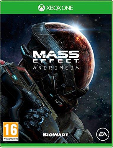Mass Effect: Andrómeda...