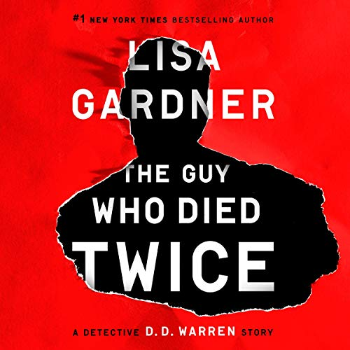 The Guy Who Died Twice cover art