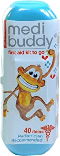 MediBuddy - First Aid Kit by me4kidz - Medi Buddy (Monkey)