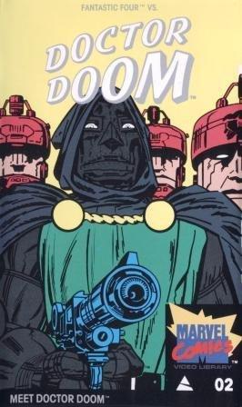 Marvel Comics Video Library Volume 2: Fantastic Four vs. Doctor Doom - Meet Doctor Doom