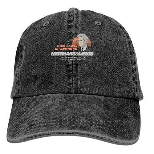 Honkbal Cap-Dick Lewis is kijken Cowboy Hoeden voor Heren Vrouwen, Sport Honkbal Caps