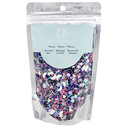 Sweet Tooth Fairy Galaxy Sprinkles, Original version, Multicolor