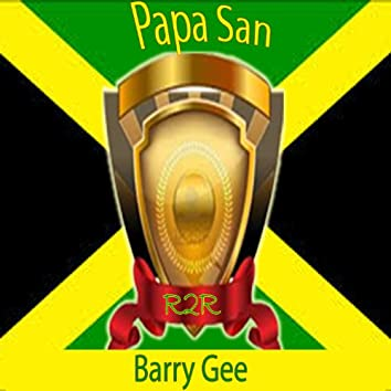 Barry Gee