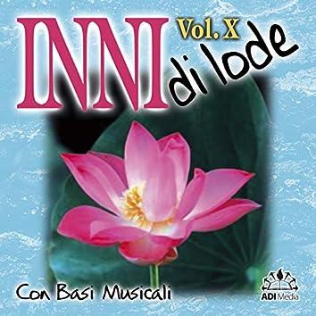 Inni di Lode Vol. 10 (Con basi musicali)