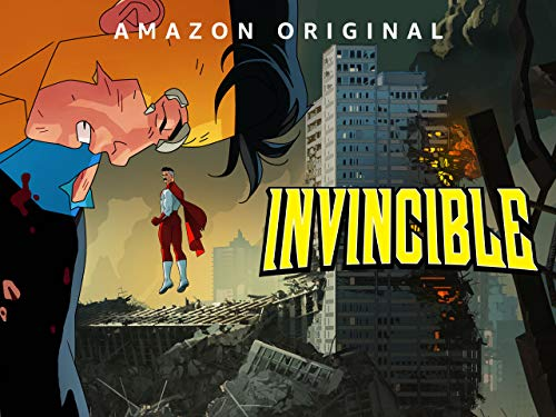 INVINCIBLE – SEASON 1