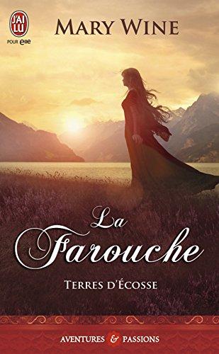 Terres d'Écosse (Tome 2) - La Farouche (French Edition)