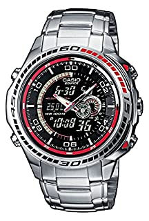 Casio Edifice Men's Watch EFA-121D-1AVEF (B000NG8Y2M) | Amazon price tracker / tracking, Amazon price history charts, Amazon price watches, Amazon price drop alerts
