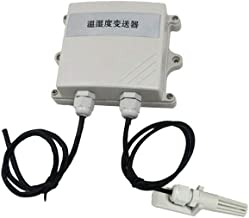 Wall Mounted Temperature and Humidity Collector Transmitter Temperature Sensor (4-20mA)