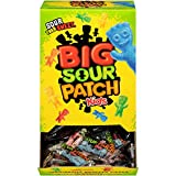 SOUR PATCH KIDS Big Individually Wrapped Soft & Chewy Candy, 240 Count