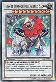 Yu-Gi-Oh! - LVAL-IT058 - Leo, La guardiana del árbol sagrado - La Eredez del Valoroso - Unlimited Edition - Rara