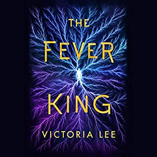 The Fever King audiobook cover art