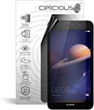 Celicious Privacy Lite 2-Way Anti-Glare Anti-Spy Filter Screen Protector Film Compatible with Huawei Honor Holly 3