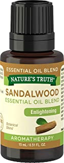 Nature's Truth Sandalwood Blend Essential Oil, 0.5 Ounce